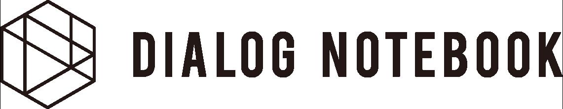 DIALOG NOTEBOOK|ページ番号入りの小さな方眼ノート